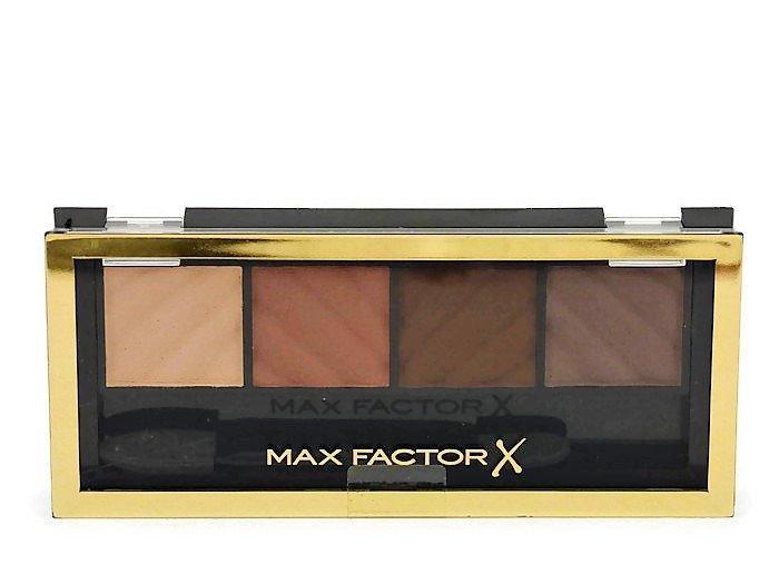 Buy Max Factor Smokey Eye Matte Drama Kit 10 Alluring Nude