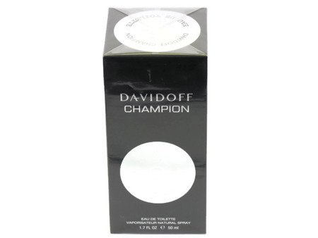DAVIDOFF CHAMPION MEN WODA TOALETOWA 50ML SPRAY