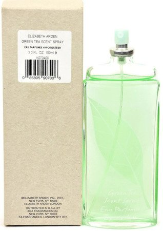 ELIZABETH ARDEN GREEN TEA WOMAN WODA PERFUMOWANA 100 ML TESTER
