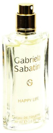 GABRIELA SABATINI I HAPPY LIFE WODA TOALETOWA 30ML