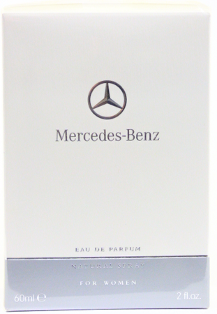 MERCEDES-BENZ FOR WOMEN WODA PERFUMOWANA 60 ML